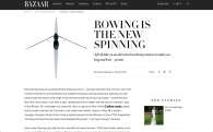 Rowing is the New Spinning